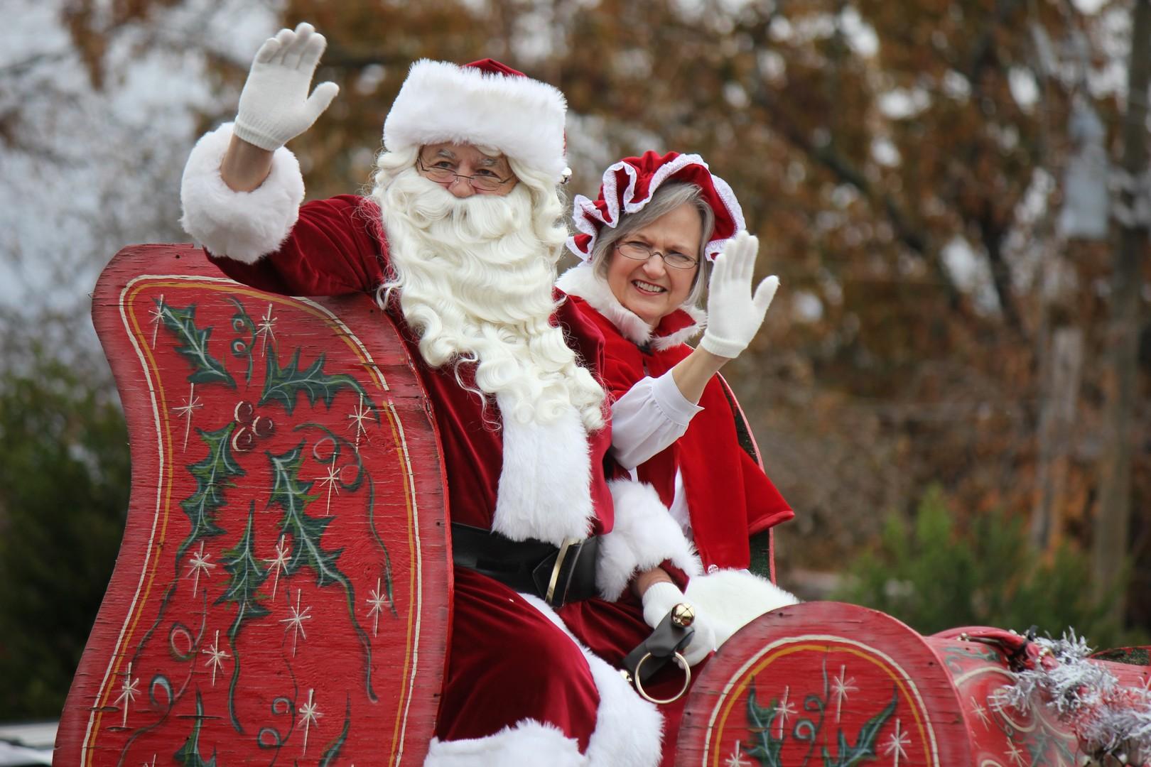 Warner Robins traffic plan during Saturday Christmas parade ...