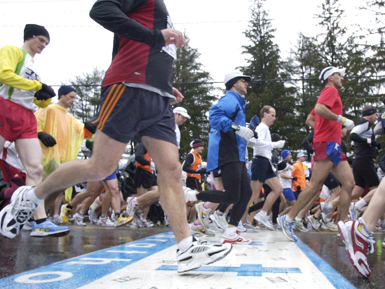 12-year-old girl runs NY half-marathon by mistake