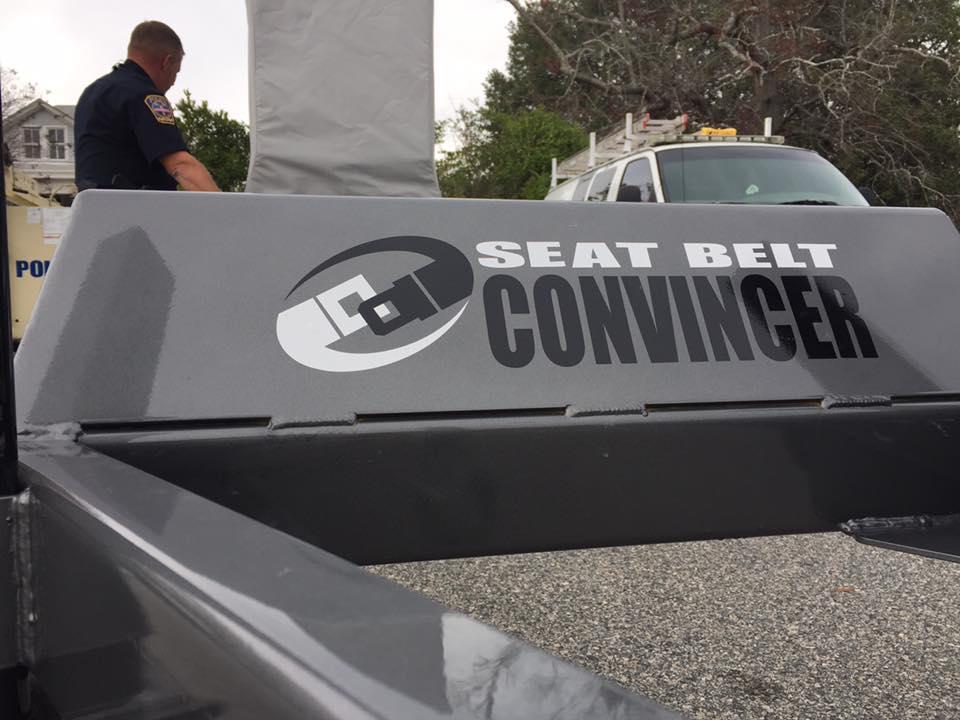 Georgia Gets Its First Seat Belt Convincer 13wmaz Com