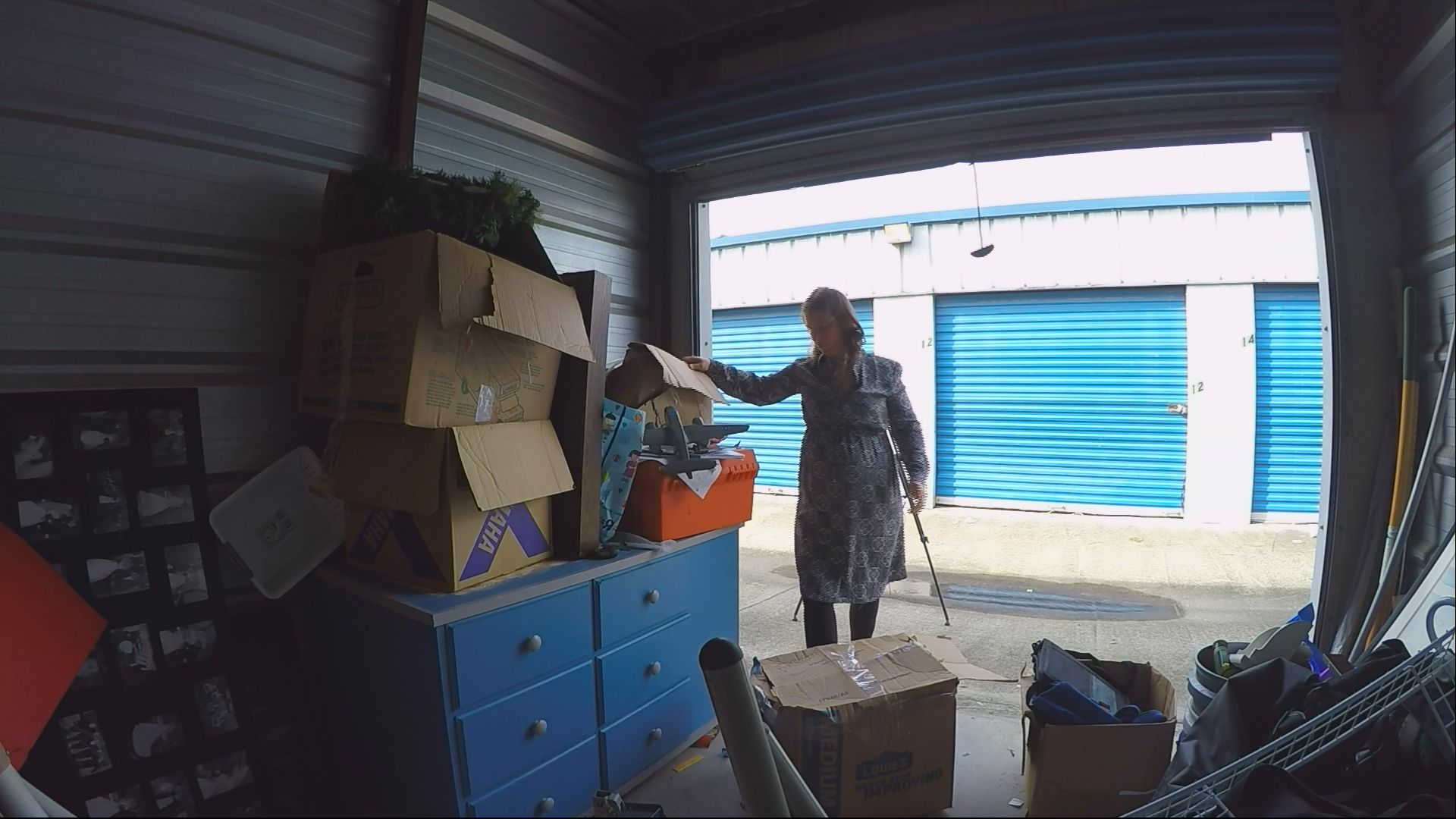 Woman S Storage Unit Gets Robbed And Bank Account Drained In Warner Robins 13wmaz