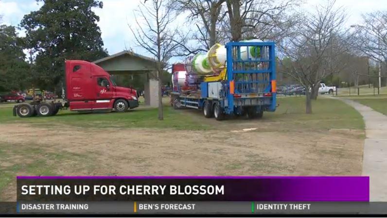 Cherry Blossom Festival Food Trucks
