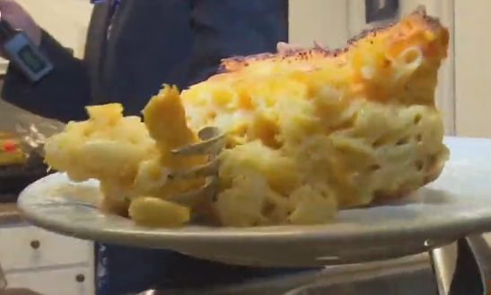 13WMAZ Recipes from the Heart: Flo's Mac & Cheese; Recipe ...